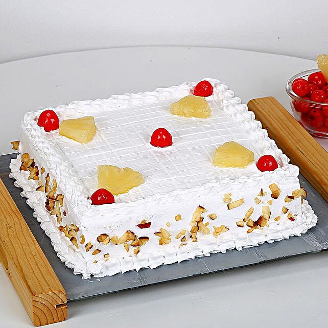 Special Fresh Fruit Cake 1kg Eggless