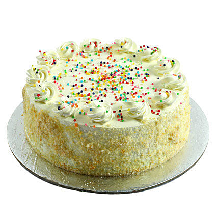 Special Vanilla Cake 2kg Eggless