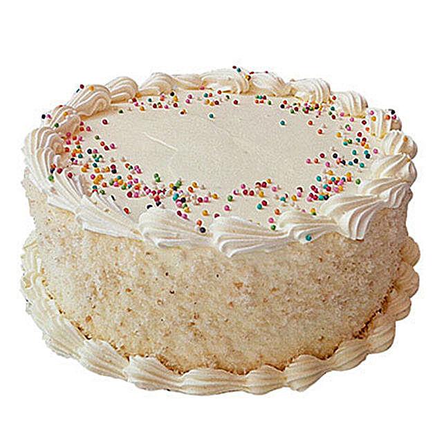 Vanilla Temptation Cake 2 Kg Eggless
