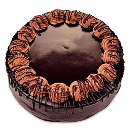 Yummy Chocolate Rambo Cake 1kg Eggless