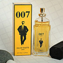 007 EDT Men: Gifts to Jaunpur