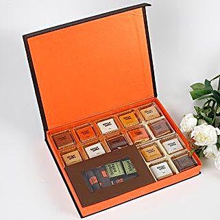 20 Premium Chocolates Gift Box: Handmade Chocolates