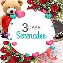 3 Days Valentine Serenades: Flowers N Chocolates - birthday