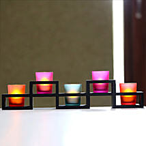 5 Colorful Candle Holders: Home Decor for House Warming