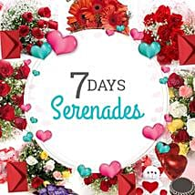 7 Days Valentine Week full of Love: Flowers & Chocolates for Birthday