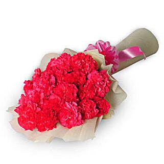 A Big Hug: Thank You Carnations