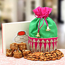 A Serene Surprise: Karwa Chauth Gifts to Hyderabad