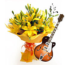 Acoustic Beauty: Flowers for Doctors Day