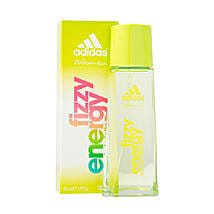 Adidas Fizzy Energy Spray for Women: Perfumes for Womens Day