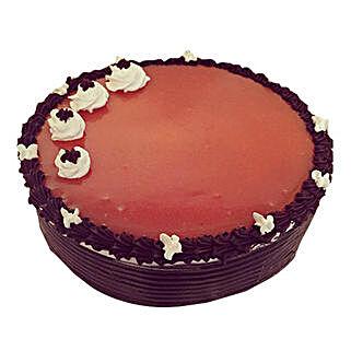 Adorable Choco Cream Cake: Raksha Bandhan Cakes