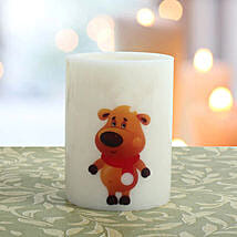 Adorable Hollow Candle: Christmas Gifts? Delhi