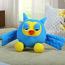 Adorable Owl Soft Toy: Children's Day Gifts