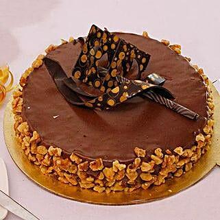 Affable Nutella Cake: