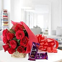Affectionately Yours: Send Flowers & Chocolates for Propose Day