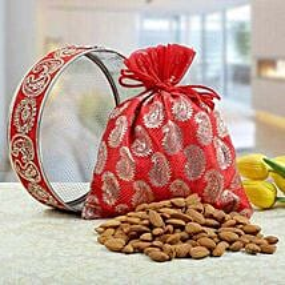 Almond For Good Health: Karwa Chauth Gifts to Bengaluru