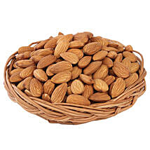 Almonds Basket: Gift Baskets Ghaziabad