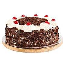 Ambrosial Black Forest Cake: Cake Delivery in Edappal