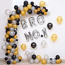 Balloon Decor For Brother No 1: Decoration Services to Pune