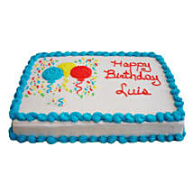Balloon N Joy Cake: Cakes to Tanur