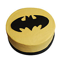 Batman Symbol of Ecstasy Cake: Cake Delivery in Tanur