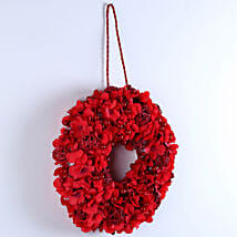 Beautiful Christmas Wreath: Christmas Gifts? Delhi