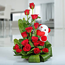 Beauty of Nature Basket: Send Flowers & Teddy Bears to Pune