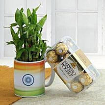 Being Indian Combo: Independence Day Gifts