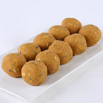 Besan Laddu Appeal: Christmas Sweets