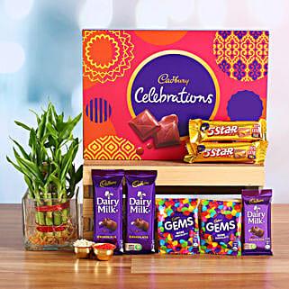 Bhaidooj Goodies: Send Bhai Dooj Gifts to Kolkata