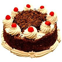 Black Forest Delight: Cake Delivery in Gorakhpur