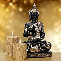 Blissful Buddha: Send Handicraft Gifts to Noida