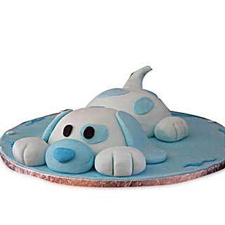 Blue Dog: Cartoon Cakes