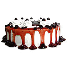 Blueberry Cake: Send Valentines Day Cakes to Patna