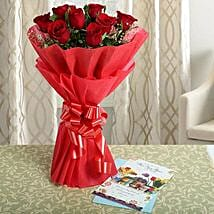 Blushing With Red Roses: New Year Gifts for Him