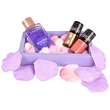 Bold And Beautiful Cuticles: Send Cosmetics & Spa Hampers for Birthday