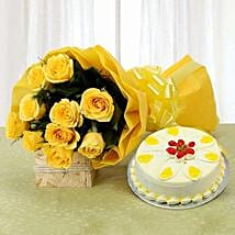 Boundless Love: Send Birthday Cakes to Panchkula