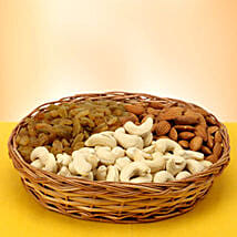 Bounty of Nuts: Gift Baskets to Ludhiana