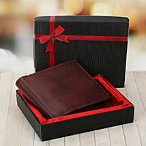 Brown Wallet: Send Gifts to Fatehpur