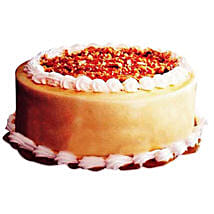 Butter Scotch Delight Cake: Cake Delivery in Dharamsala