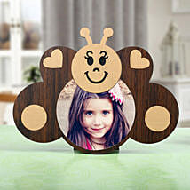 Butterfly Personalized Photo Frame: Children's Day Gifts