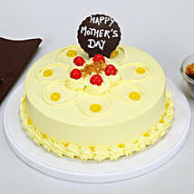 Butterscotch Mothers Day Cake: Cakes to Kumarakom