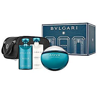BVLGARI Aqua Gift Set For Men: Premium & Exclusive Gift Collection