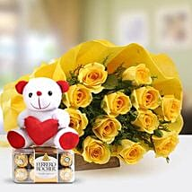 Care Express: Flowers & Teddy Bears Pune
