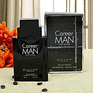 Career Man: Romantic Perfume Gifts