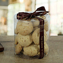 Cashew Nankhatai Cookies: New Year Gifts for Her
