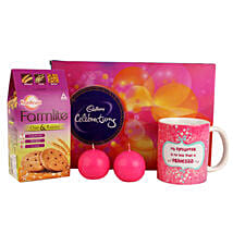 Celebrations and Daughters Day Hamper: Send Gift Hampers to Ghaziabad