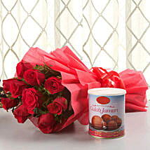 Charm of Love: Send Flowers & Sweets to Indore