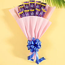 Choco Cheers: Chocolate Bouquet for Girlfriend