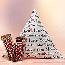 Choco love Twix: Chocolate Delivery in Bangalore
