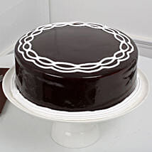 Chocolate Cake: 25Th Anniversary Gifts